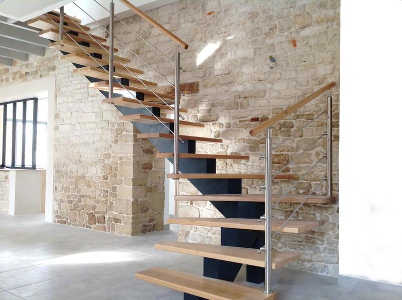 Hallou escalier si vous ne trouvez pas votre escalier - Moderniser un escalier en bois ...