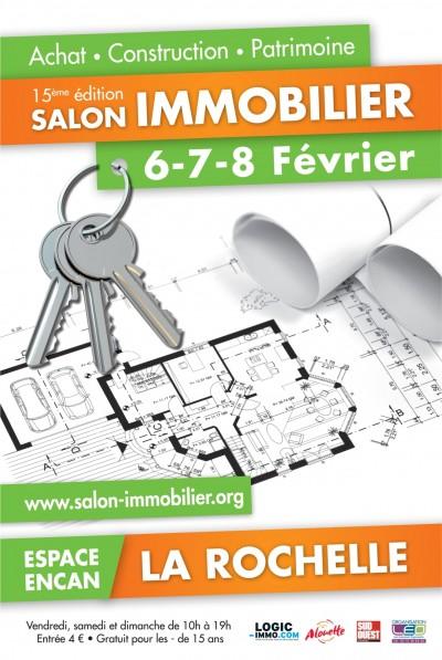 Salon de l 39 immobilier la rochelle - Salon de l habitat la rochelle ...